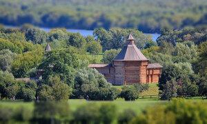 Кoлoмeнскoe, Моховая башня Сумского острога